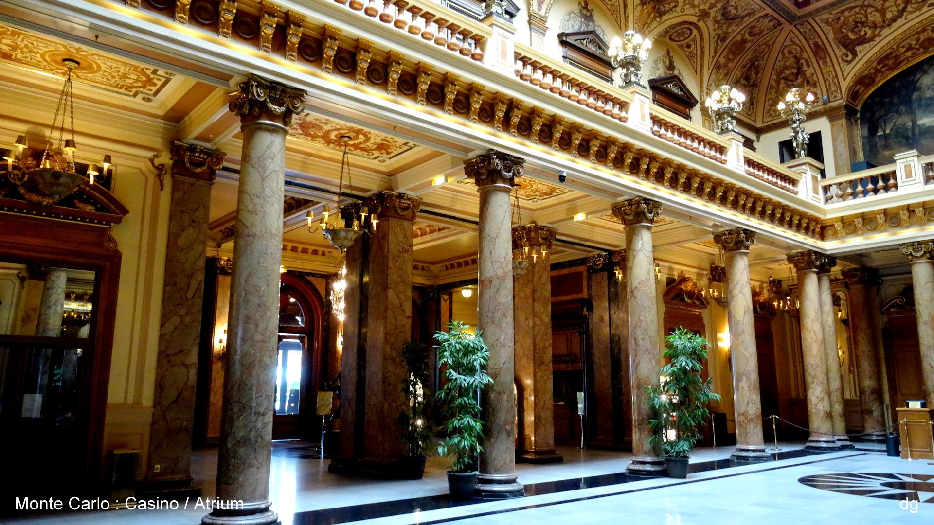 Monte Carlo Casino Address